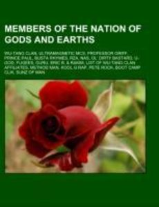 Members of the Nation of Gods and Earths