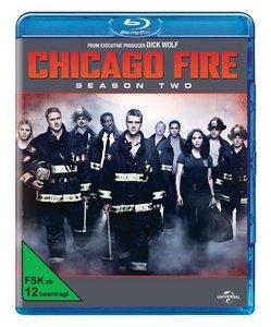 Chicago Fire Staffel 2