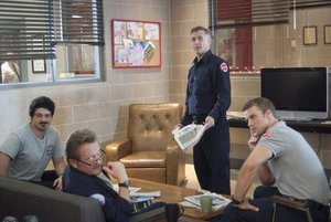 Chicago Fire Staffel 2