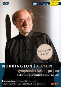 Sinfonien 1,96+101