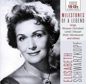 Elisabeth Schwarzkopf-Milestones Of A Legend