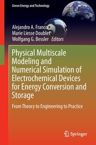 Physical Multiscale Modeling and Numerical Simulation of Electro