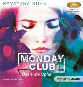 Monday Club 01. Das erste Opfer (2 mp3-CD)
