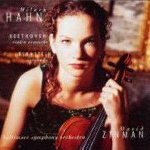 Beethoven Violin Concerto/Bernstein Serenade