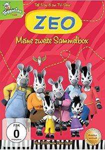 ZEO - Meine zweite Sammelbox - Teil 5-8 - Die DVD-Box zur TV-Ser
