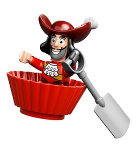 LEGO® Jake 10514 - Piratenschiff Bucky