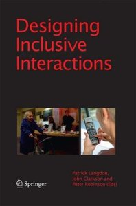 Designing Inclusive Interactions