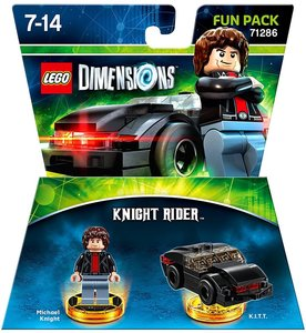 LEGO - Dimensions - Fun Pack - Knight Rider (71286)