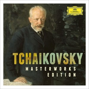 Tschaikowsky Masterworks Edition (Ltd.Edt.)