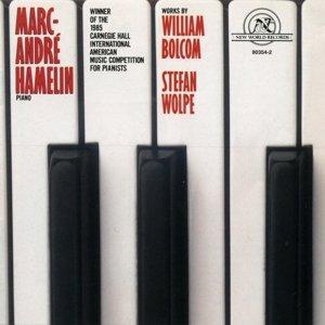 Bolcom: Twelve New Etudes,Wolpe: Battle Piece