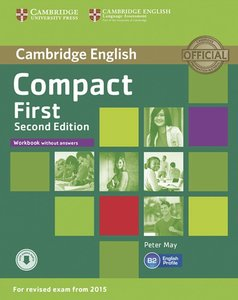 Compact First. Workbook without answers