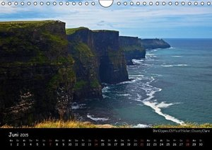 Timm, P: Irlands Westen (Wandkalender 2015 DIN A4 quer)