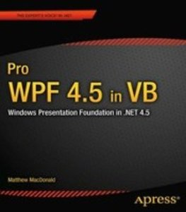 Pro WPF 4.5 in VB