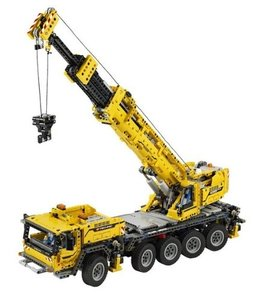 LEGO® Technic 42009 - Mobiler Schwerlastkran