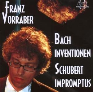 Bach-Inventionen/Schubert-Impromptus