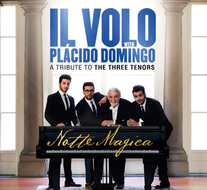 Notte Magica-A Tribute to Three Tenors (Live)