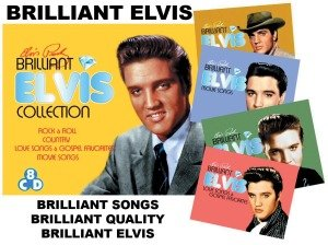 Brilliant Elvis: The Collection: Limited Edition