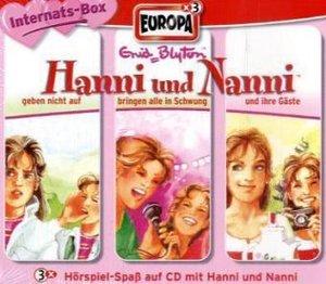 Hanni und Nanni Box 03. Internatsbox