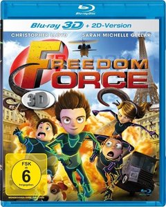 Freedom Force (Blu-ray)