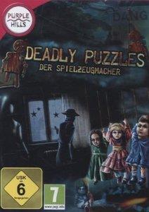Purple Hills: Deadly Puzzles - Der Spielzeugmacher (Wimmelbild)