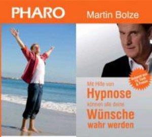 Mit Hilfe von Hypnose können alle dein Wünsche wah