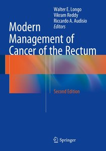 Modern Management of Cancer of the Rectum