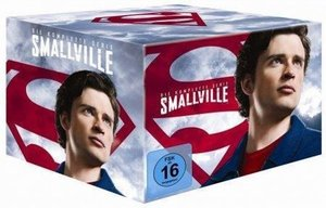 Smallville Geamtbox