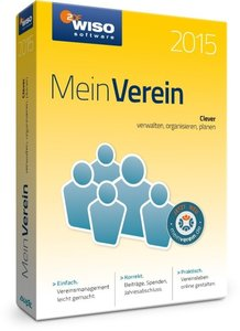 WISO Mein Verein 2015. Windows 7; Vista; XP