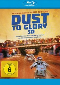 Dust to Glory 3D/2D BD