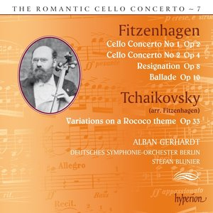 The Romantic Cello Concerto Vol.07