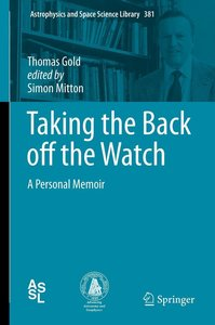 Taking the Back off the Watch