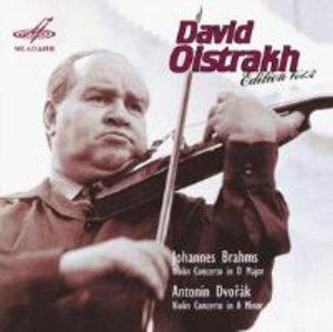 Oistrach, D: D.Oistrach Ed.2:Violinkonzerte