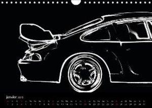 911 Lignes (Calendrier mural 2015 DIN A4 horizontal)