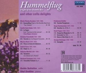 Hummelflug & Other Cello High...
