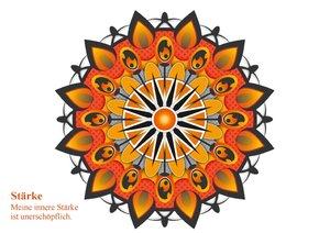 Mandalas (Posterbuch DIN A4 quer)