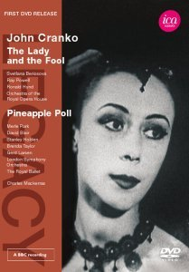 Cranko/The Lady And The Fool/Pineapple Poll