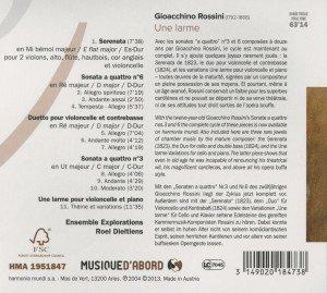 Une Larme/Duo/Serenata/+