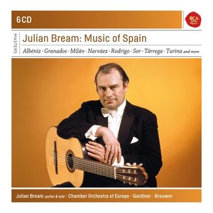 Julian Bream-Music of Spain