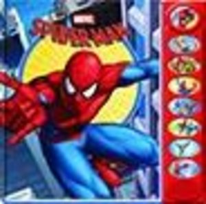 Spiderman 8-Button-Soundbuch