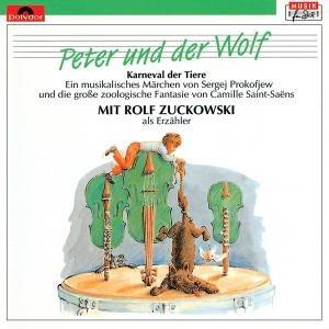 Zuckowski, R: Peter Und Der Wolf