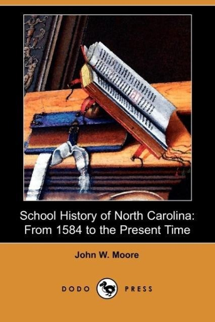 School History of North Carolina - zum Schließen ins Bild klicken