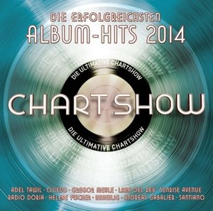 Die ultimative Chartshow - Album-Hits 2014