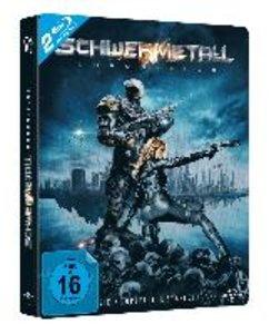 Schwermetall Staffel 1 Steelbook