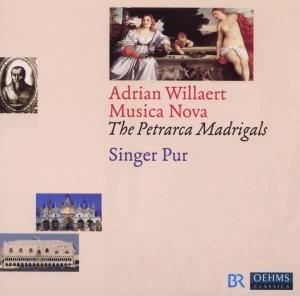 Petrarca-Madrigale