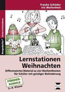 Schüder, F: Lernstationen: Weihnachten