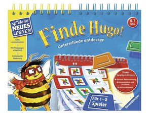 Finde Hugo!