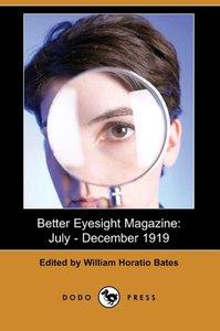 Better Eyesight Magazine