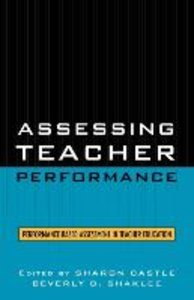 Assessing Teacher Performance