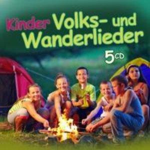Kinder Volks-Und Wanderlieder