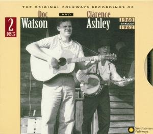 Original Folkways Recordings of Doc Watson
